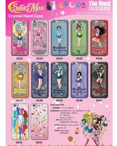 """""""sailor moon"""" """"sailor moon merchandise"""" """"sailor moon toys"""" """"sailor moon collectibles"""" cell phone case smartphone accessories iphone samsung anime shop 2015"""