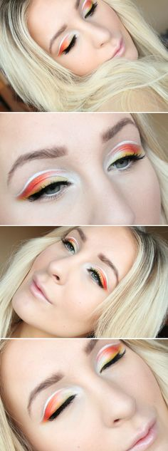 Dagens makeup – butterfly | Helen Torsgården - Hiilens sminkblogg | Veckorevyn