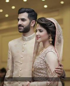 Gorgeous Pakistani couple