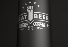 Beat Beer (Concept) on Packaging of the World - Creative Package Design Gallery
