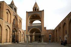 Armenian Church and Museum of Vank, Isfahan, Iran
