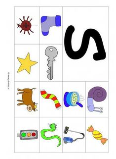 Taal - S 12 woorden kl Montessori Activities, Alphabet Activities, Free Preschool, Preschool Worksheets, Speech Language Therapy, Speech And Language, Kids Writing, Writing Skills, Letter School