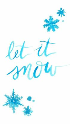 let it snow Wallpaper For Your Phone, Locked Wallpaper, Cellphone Wallpaper, Winter Holidays, Winter Christmas, Christmas Time, Phone Backgrounds, Wallpaper Backgrounds, Colorful Wallpaper