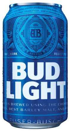 nice design for barely a beer | New Packaging for Bud Light by Jones Knowles Ritchie