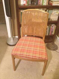 How to Reupholster a Dining Chair Seat: 14 Steps (with Pictures)
