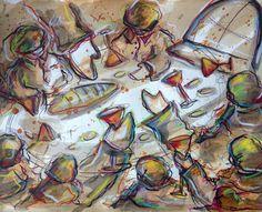 #udstilling #kunst #art #margrethe#kirke #aalborg #oliemaleri #skulptur #illustration