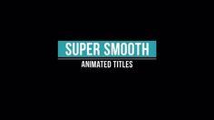 Check out Elegant Titles V2 here: https://motionarray.com/after-effects-templates/elegant-titles-v2 #videoediting #motionarray