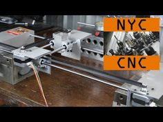 (Posted from cncmachinings.com)   In Component 1, we set up the Arduino & GRBL shield. Now, let's use economical linear motion hardware (links beneath!) to assemble the bearings, rods and steppers into a functional CNC machine!… Video Rating: four / 5   Read more on http://www.cncmachinings.com/diy-low-cost-arduino-cnc-machine-machine-is-comprehensive-and-precise/