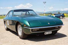 Mobil Sport Lamborghini Islero Green Front View - LGMSports.com