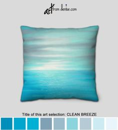 Blue throw pillows, Turquoise gray white and teal coastal beach decor, large couch pillows set, pillows for bed, or teal outdoor pillows#beach #bed #blue #coastal #couch #decor #gray #large #outdoor #pillows #set #teal #throw #turquoise #white Large Couch Pillows, Teal Throw Pillows, Toss Pillows, Decorative Throw Pillows, Bed Pillows, Small Pillow Covers, Sofa Cushion Covers, Pillow Set, Printing On Fabric