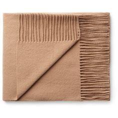 Tuva Wool Shawl (380 SEK) via Polyvore featuring accessories, scarves, wool scarves, woven scarves, fringe shawl, wool shawl and woolen scarves