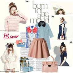 """""""Lee Hi"""" by jenica35 ❤ liked on Polyvore"""