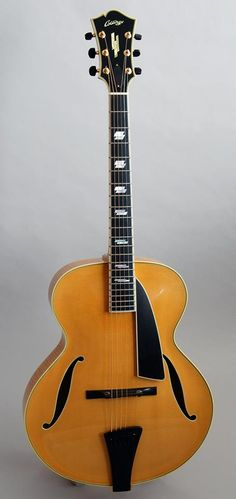 Collings Archtop Acoustic Guitar