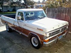 The F-Series is really a group of full-size pickup trucks from Ford Motor Company which was sold continuously for over six decades. The pref...