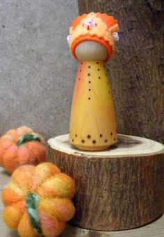 Fall Harvest Queen... I think this would be a cute idea for a cake too!