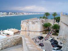 Peñiscola. Spain