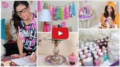 DIY room organization and spring clean and decor Diy Room Decor, Bedroom Decor, Home Decor, Room Decorations, Teen Bedroom, Best Bathroom Designs, Bethany Mota, Idee Diy, Stylish Eve