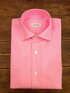 Camisa rosa by patch  Rose shirt 2012 collection