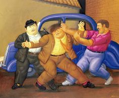 """If you have any other questions about """"5 secuestro express Fernando Botero paintings art for sale"""", please contact Toperfect. Description from oilpaintingfactory.com. I searched for this on bing.com/images"""