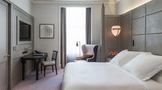 Now accepting reservations: experience a landmark of sophistication reborn in the city's historic heart at Four Seasons Hotel London at Ten Trinity Square