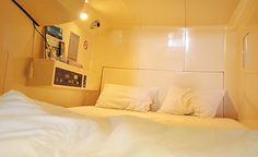 TOKYO - Capsule hotel for couples