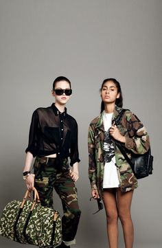 964581a6828e Army trend AW 2012-2013 Camo Pants