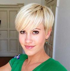 8. Pixie Cut Hairstyle