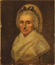 Mary Ball Washington / mother of George Washington