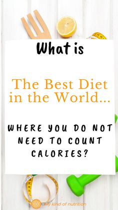 Does diet mean counting calories? Not with this one! As long as you eat the right foods, you do not need to keep counting calories. Find out more here! Best Weight Loss, Lose Weight, Holistic Nutritionist, Calorie Deficit, Fatty Liver, Hormone Imbalance, Calorie Counting, Low Carb Diet, Plant Based Diet