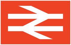 Gerry Barney / Design Research Unit - British Rail National Rail, Skate Style, British Rail, Logo Design, Graphic Design, Mode Of Transport, Design Research, Logo Inspiration, Symbols