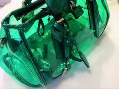 Bag#verde  www.elrincondemama.es