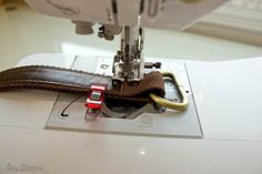 Tips for sewing with leather on a home machine