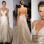vestido de noiva moderno