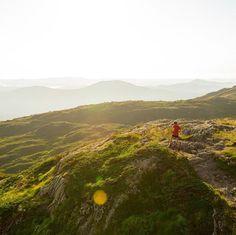 Make every run an adventure #trailrunning