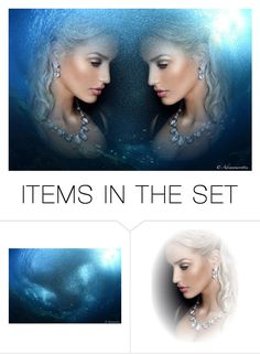 """""""Riflessi"""" by stylepetronio ❤ liked on Polyvore featuring art"""