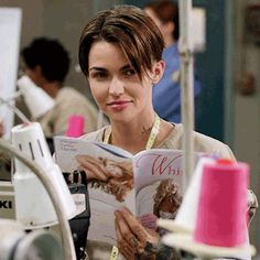 Ruby Rose as Stella Carlin