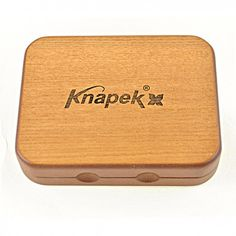 K 192 -  Fly Box Wooden