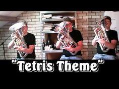 Tetris Theme - Euphonium Trio / Multitrack