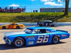 Carolina Vintage Stock Cars