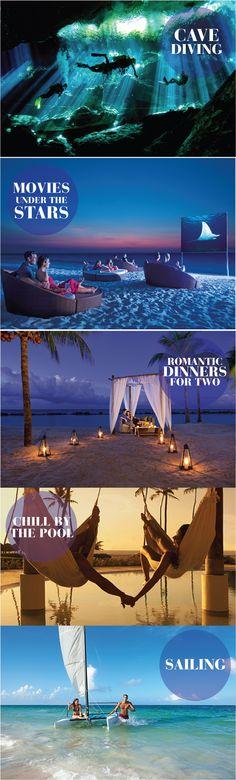 Fun things to do on your #Honeymoon