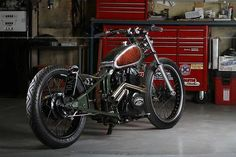 Honda Rebel bobber | Bobber Inspiration - Bobbers and Custom Motorcycles | twowheelcruise July 2014