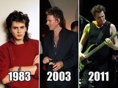 John Taylor. I can't even look at him without my pulse racing even after all these years.