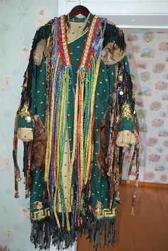 the shaman's coat | Flickr - Photo Sharing!