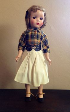 Vintage Collectible Madame Alexander Maggie by TheBouchardSisters