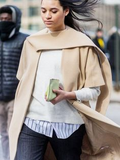 The Latest Street Style Photos From New York Fashion Week | WhoWhatWear