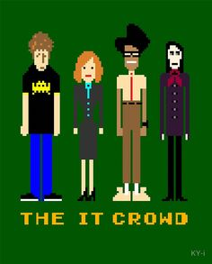 The IT crowd (2003)