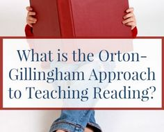 articles on orton gillingham