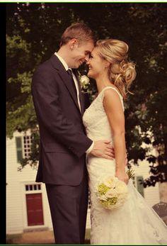 wedding hair inspiration. :)