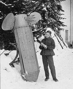 """Finnish shamen boy next to a """"Molotov's bread basket"""". At the beginning of the Winter War in the Soviet Foreign Minister Molotov used Sex Magick to summon the Winter Gods. Stupid Pictures, Funny Pictures, Finnish Civil War, Iraq War, Total War, Fight For Us, Iconic Photos, World War Two, Historical Photos"""