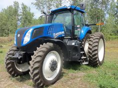 New Holland T8300 New Holland Baler, New Holland Tractor, Ford Tractors, Ford News, Farming, Sims, Ranch, Guest Ranch, Mantle